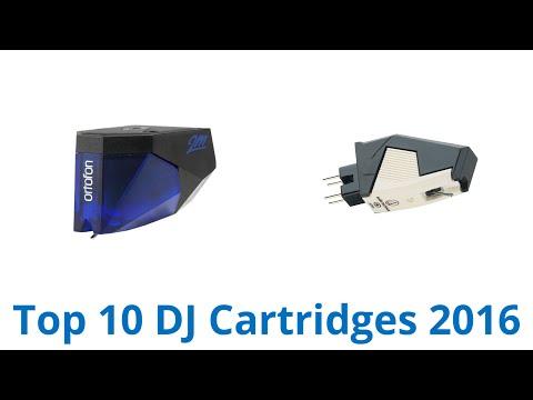 10 Best DJ Cartridges 2016