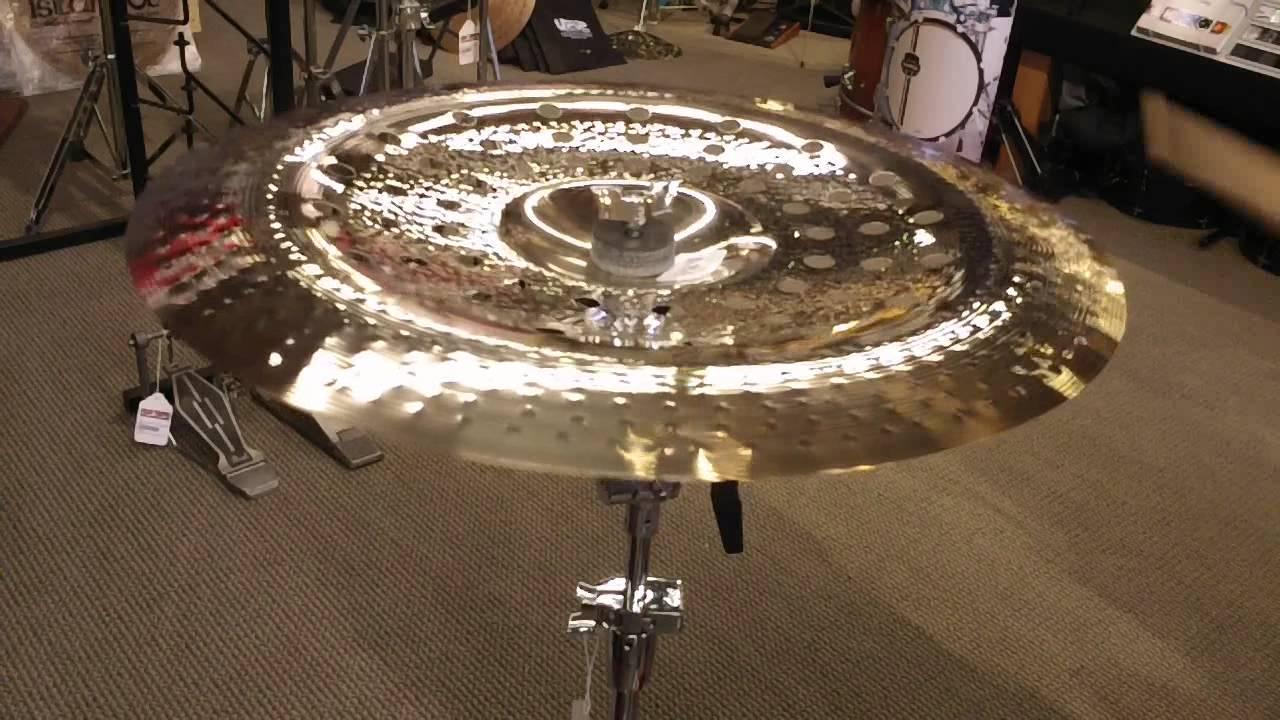 sabian aa holy china cymbal brilliant 17 21716cs youtube. Black Bedroom Furniture Sets. Home Design Ideas