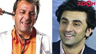 Ranbir Kapoor To Star In Munnabhai 3 ?