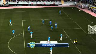 FIFA 12 Full Gameplay - Boca Juniors Vs. Racing Club - Fifallstars.com