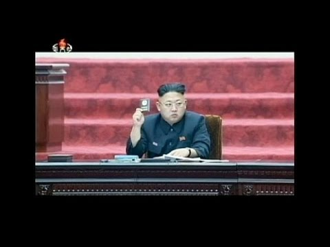 First parliamentary assembly in Pyongyang - no comment