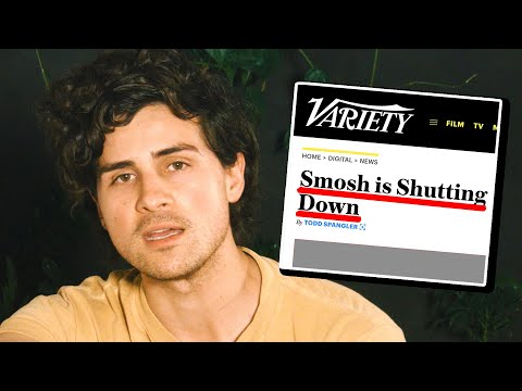 My thoughts about SMOSH/Defy Media shutting down