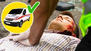 These First Aid Steps Helped Me Save A Life In A Car Accident