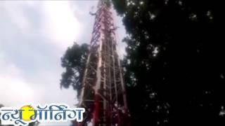 Lucknow Suicide drama turns dangerous