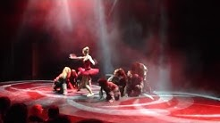 Hip Hop House Spring Show 2012 at Tampere Hall, MTV Dance 2, The Big Bad Wolf Pack