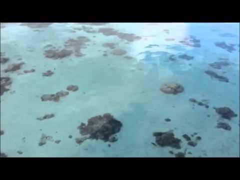 Clear Blue Waters of Moorea, Tahiti - French Polynesia - Tahiti Holidays