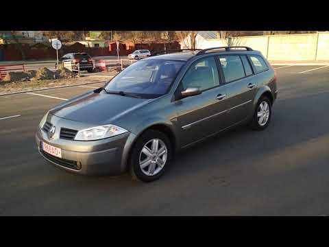 Renault Megane 2,0 Benzin