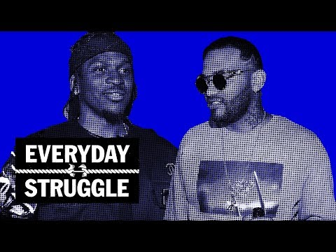 Pusha Says Drake's Producer 40 Leaked Secret About His Son, New Joyner Lucas | Everyday Struggle