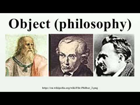 Object (philosophy)