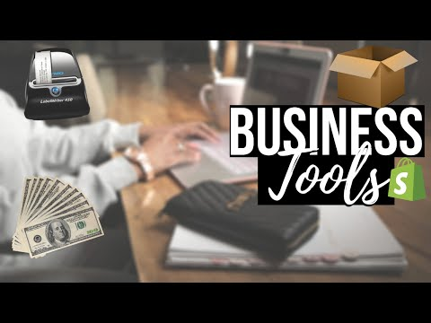 BUSINESS ESSENTIALS YOU NEED | TOOLS FOR RUNNING AN ONLINE BUSINESS | LIFE OF AN ENTREPRENEUR