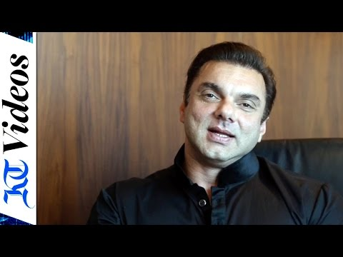 An Exclusive conversation with Bollywood actor Sohail Khan