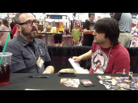 HexTCGPro Cory Jones Interview Gencon 2013