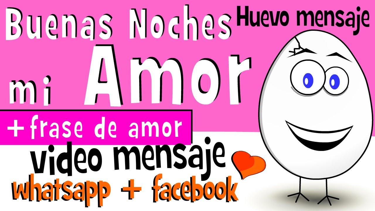 Buenas Noches mi Amor Frases de amor 1