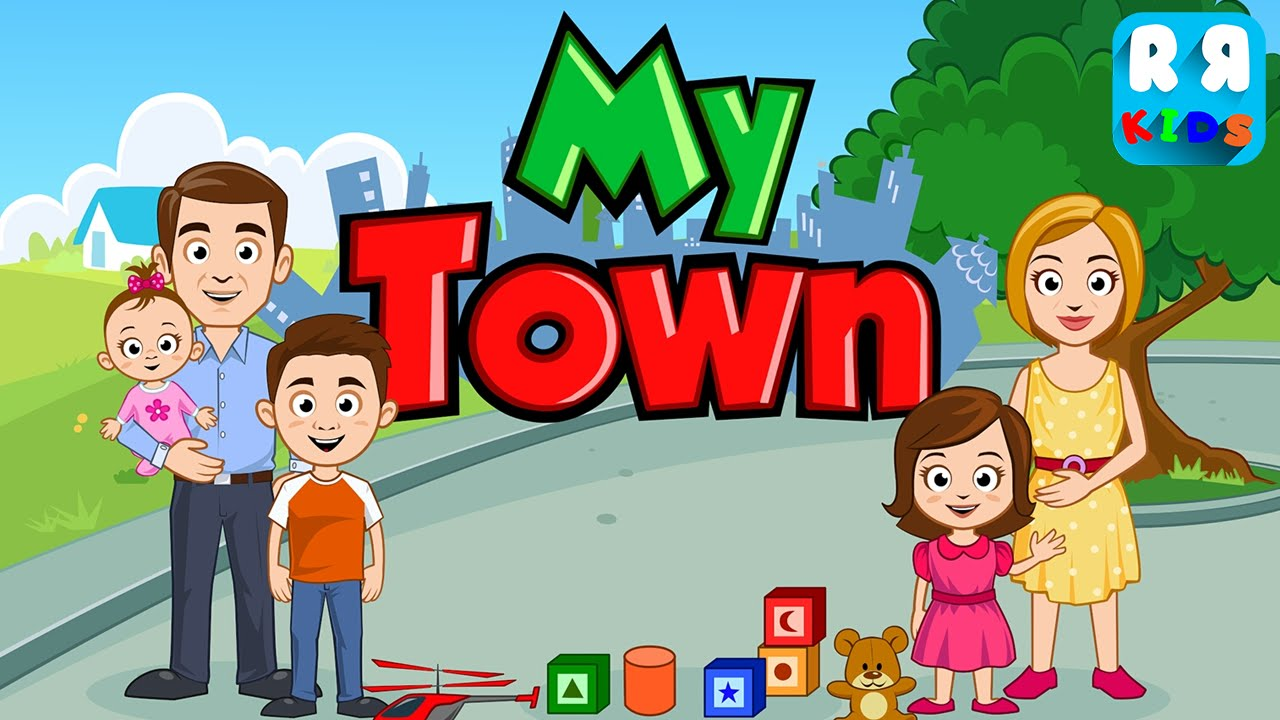 My Town : Home (By My Town Games LTD) - iOS / Android - Gameplay ...