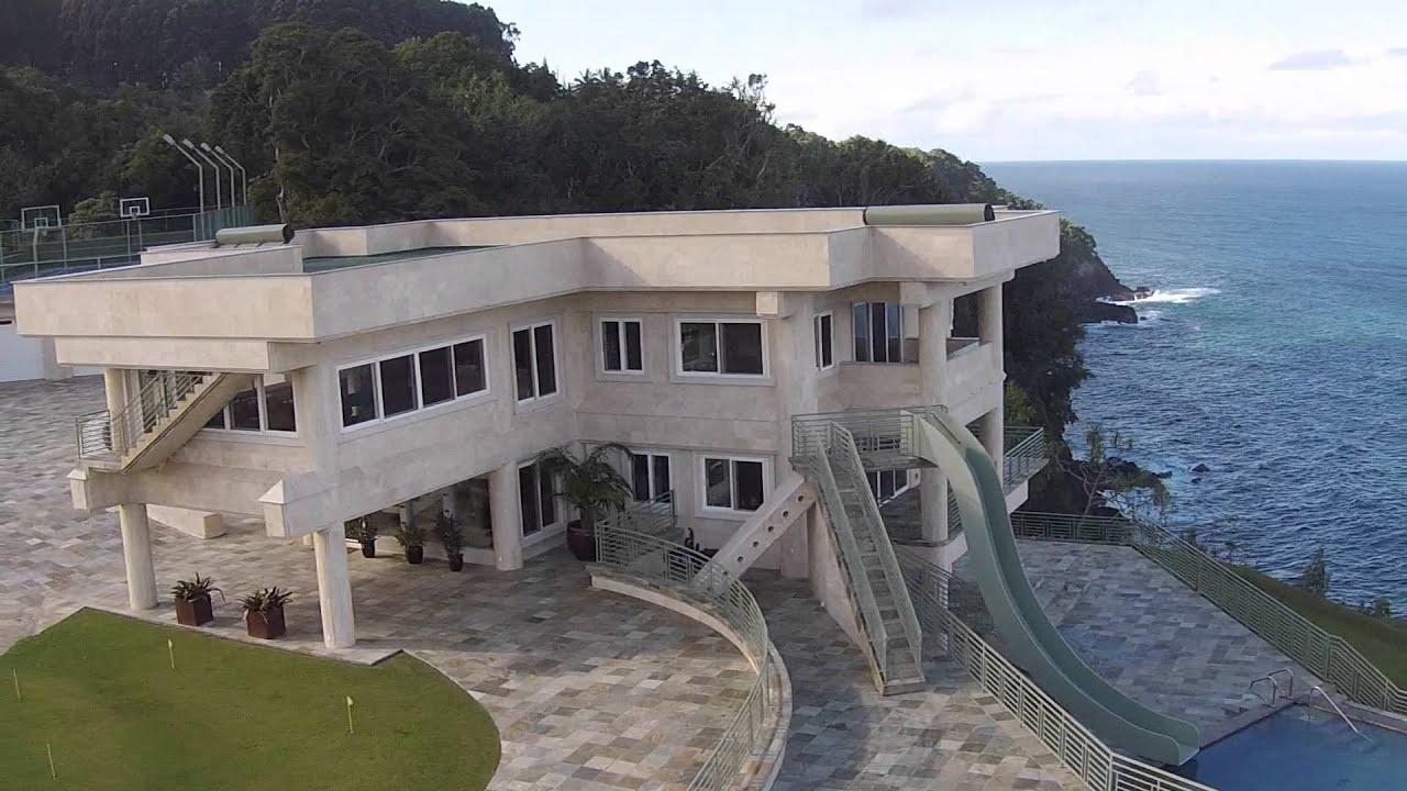 Hawaii Big Island Homes Mansion