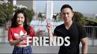Friends Marshmello & Anne-marie Jason Chen X Megan Lee
