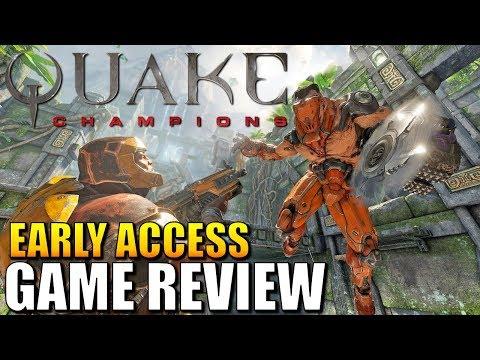 Quake: Champions | Game Review