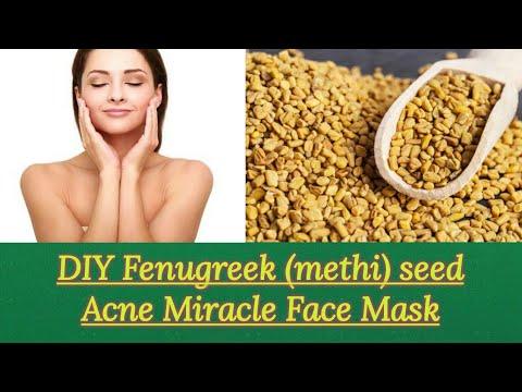 fenugreek seeds for skin care