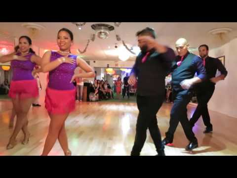 Island Touch Montreal at the Bachata Night Montreal on June 28th 2016