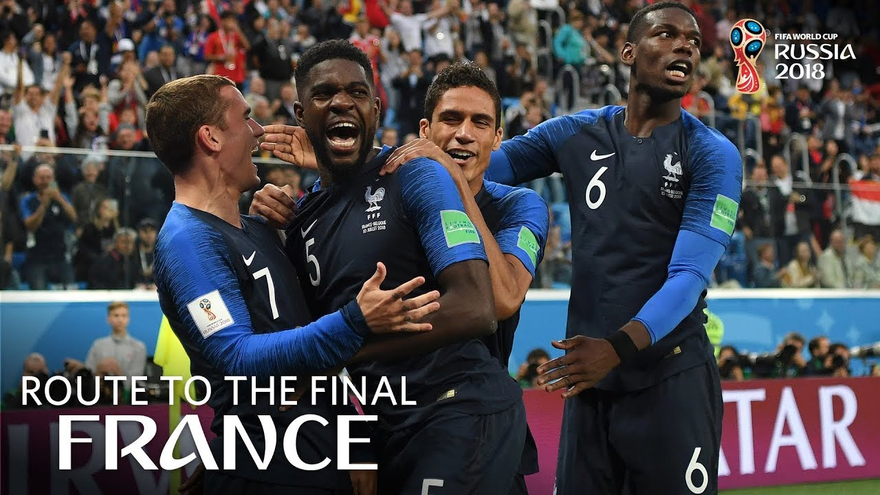 france-route-to-the-final