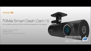 Pre-sale Original Xiaomi 70mai Smart Dash Cam 1S 70MAI 1S 1080P HD