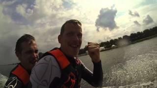 Aqua Marina Breeze Stand Up Paddle Board review