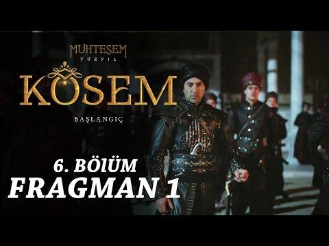 Muhteşem Yüzyıl Kösem 6. Bölüm - Fragman 1