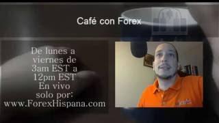 Forex con Café del 17 de Agosto 2016
