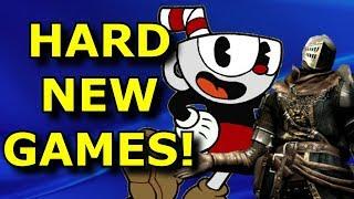 Top 10 Hardest Modern Games!