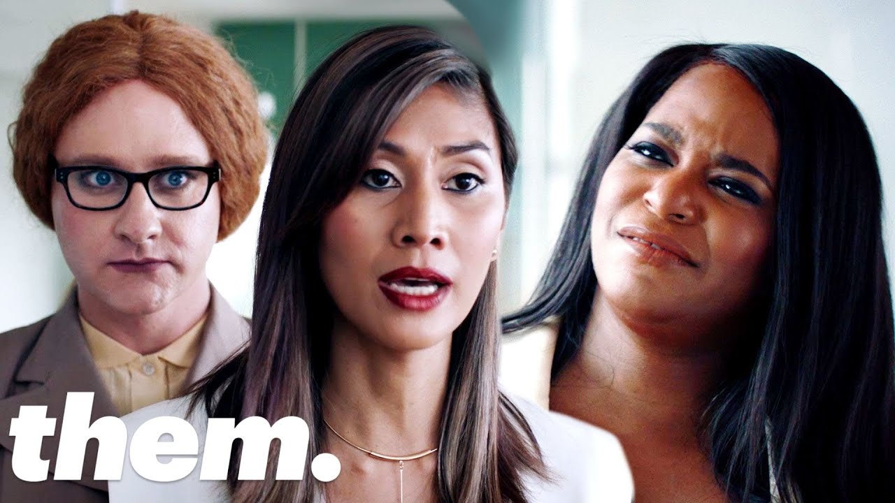 Mother Comes to Venus: A Short on Post-Gender Hollywood | Queeroes FIlms | them.
