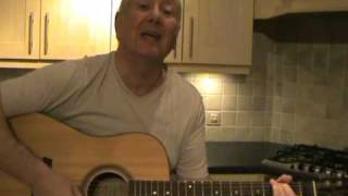 Durham Town (The Leavin')  - Roger Whittaker - acoustic cover