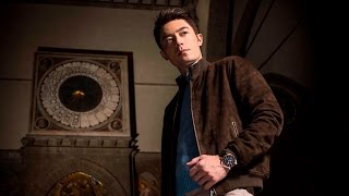 Wallace Huo is the new Panerai Ambassador for Greater China