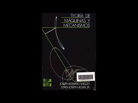 Descargar Teoría de Máquinas y Mecanismos - Joseph E. Shigley & John J. Uicker Jr.PDF