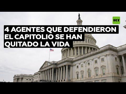 EE.UU.: Aumentan a cuatro los suicidios de agentes que protegían el Capitolio