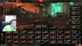 НОВЫЕ ЖЕСТКИЕ ЛБЗ НА ЛЕВИАФАНА, РАНДОМ! РАЗЫГРЫВАЮ ГОЛДУ World of Tanks