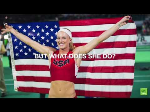 The Road to Rio: Greenville pole vaulter Sandi Morris