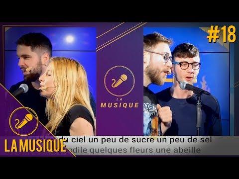 La Revanche ! Team Dina & Rivenzi Vs Team Max & Ponce - La Musique S2#18