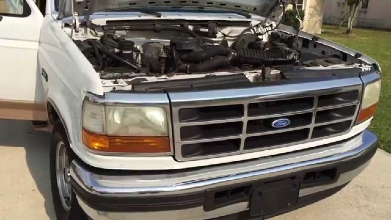Heater Core replacement 1995 Ford F-150 in 20 minutes - YouTube