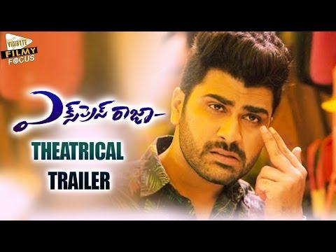 Express Raja Theatrical Trailer    Sharwanand, Surabhi - Filmy Focus