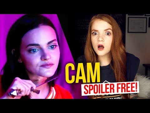 Cam (2018) NETFLIX HORROR MOVIE REVIEW *Spoiler Free!