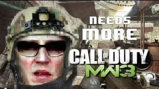 Christopher Walkenthrough - Call of Duty Modern Warfare 3
