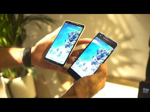 Google Pixel 2 And Pixel 2 XL Hands On #MadeByGoogle