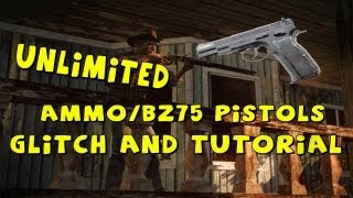 State Of Decay Unlimited Ammo Glitch Tutorial - Infinite supply of BZ75