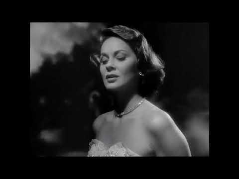 Siamo donne (1953) - Alida Valli a San Lorenzo