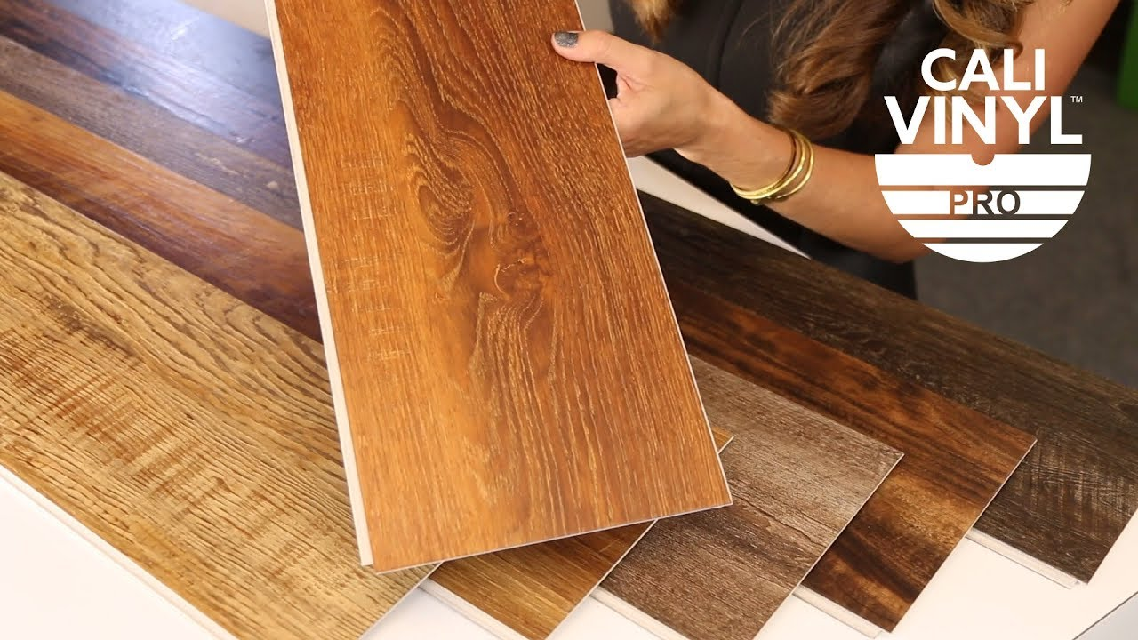 Cali Vinyl Pro Flooring Overview You