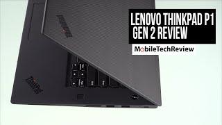 Lenovo ThinkPad P1 Gen 2 Review