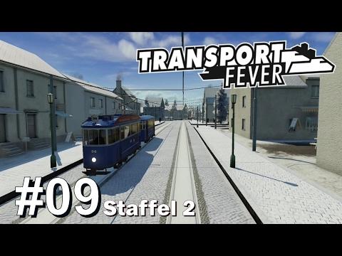 TRANSPORT FEVER S2/#09: Ein Tram für Hamburg [Let's Play][Gameplay][German][Deutsch]