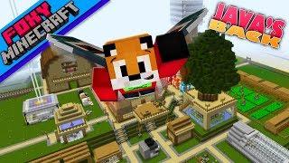 Minecraft | JAVA IS BACK | Foxy's JAVA Survival [128]