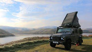 Defender Road Trip   Overlanding in Wales