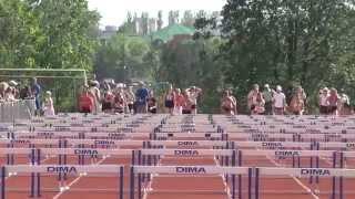 Первенство СПб по лёгкой атлетике среди 1999-2000 гг.р.